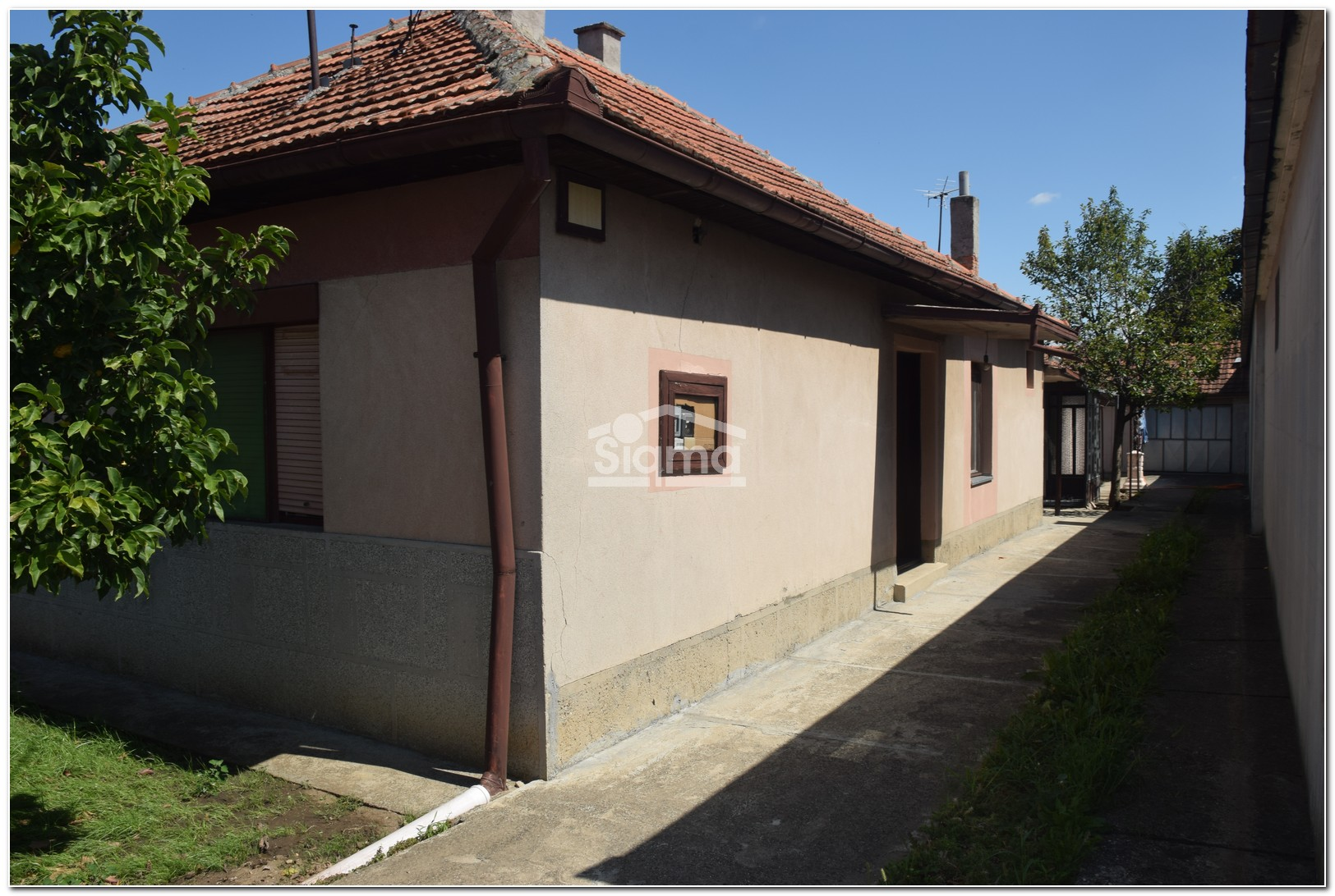 Dvosobna Kuća Stražilovska Bagljaš