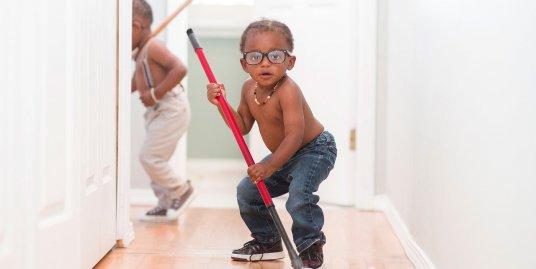 čišćenje sa decom naslovna slika sigma nekretnine zrenjanin