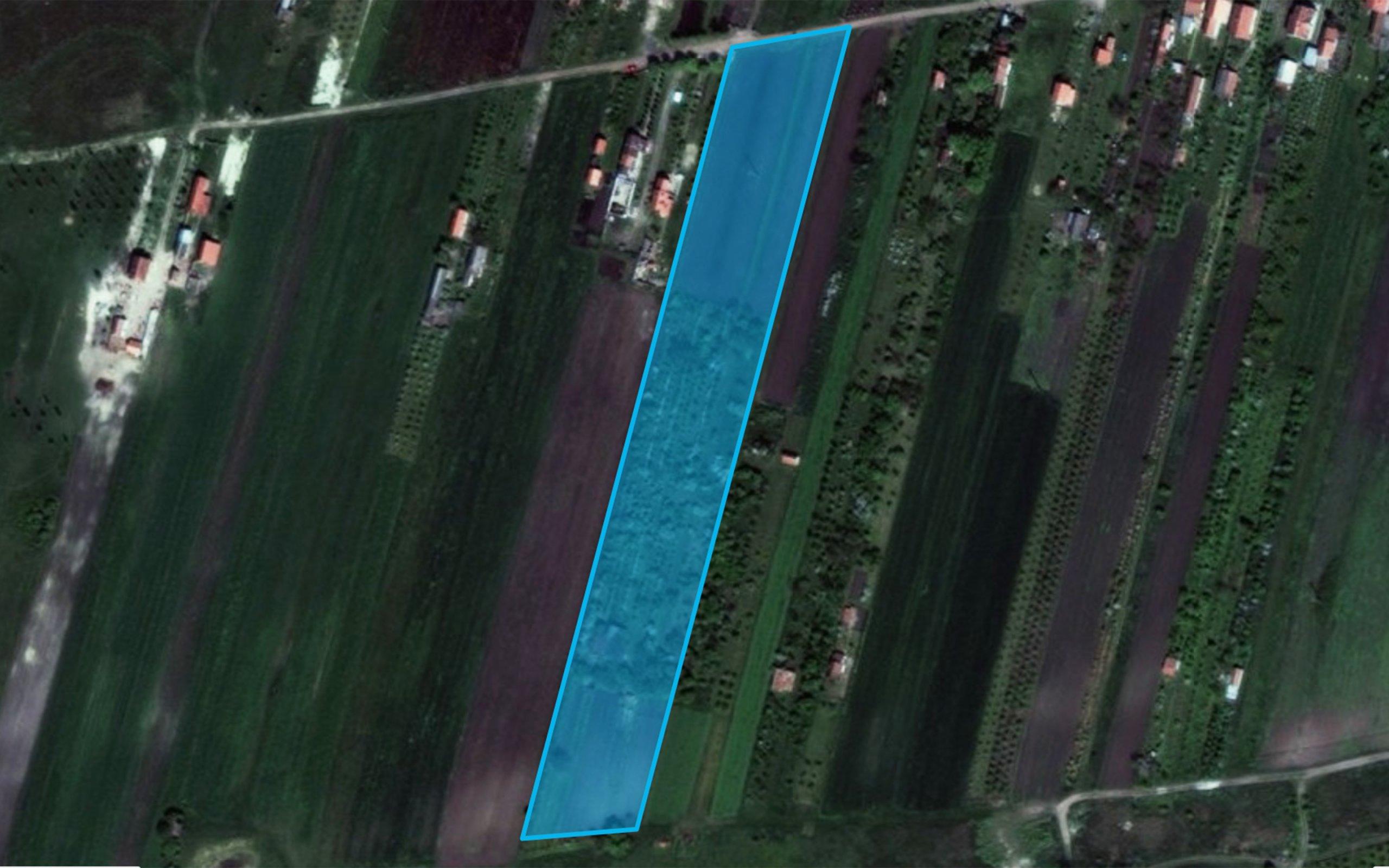 Poljoprivredno Zemljište Blizina Aviv Parka Zrenjanin
