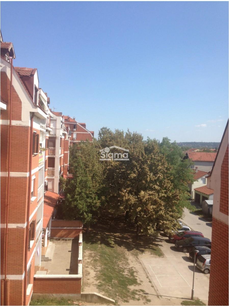 Trosoban Stan Telep Novi Sad