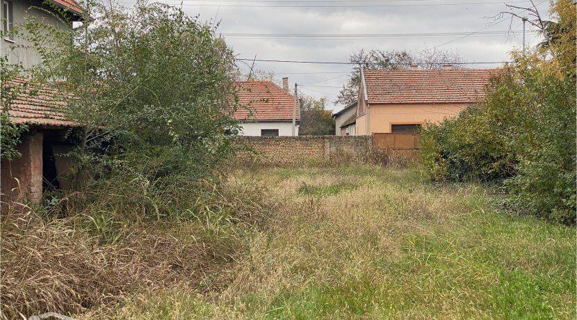 dupli plac i kuća za rušenje dolja prodaja sigma nekretnine zrenjanin 3